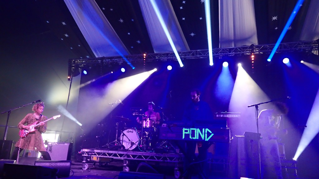 End of the Road Festival 2015 - Pond