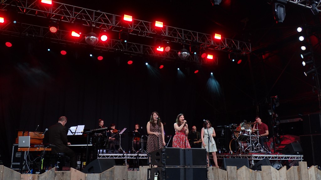 End of the Road 2015 - The Unthanks