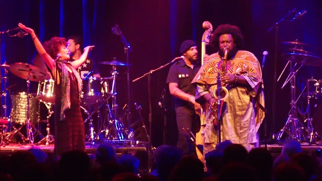 Kamasi Washington @ Le Guess Who?